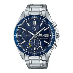 Casio Edifice Solar Men Watch Brand Luxury Quartz Waterproof  Sport Military Watch relogio masculino EFS-S510D-2AV