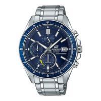Casio Edifice Solar Men Watch Brand Luxury Quartz Waterproof Sport Military Watch relogio masculino EFS S510D 2AV