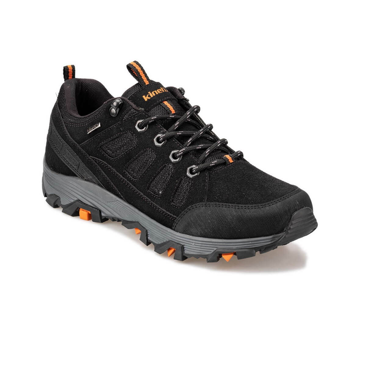 FLO HERES 9PR Black Male Shoes KINETIX
