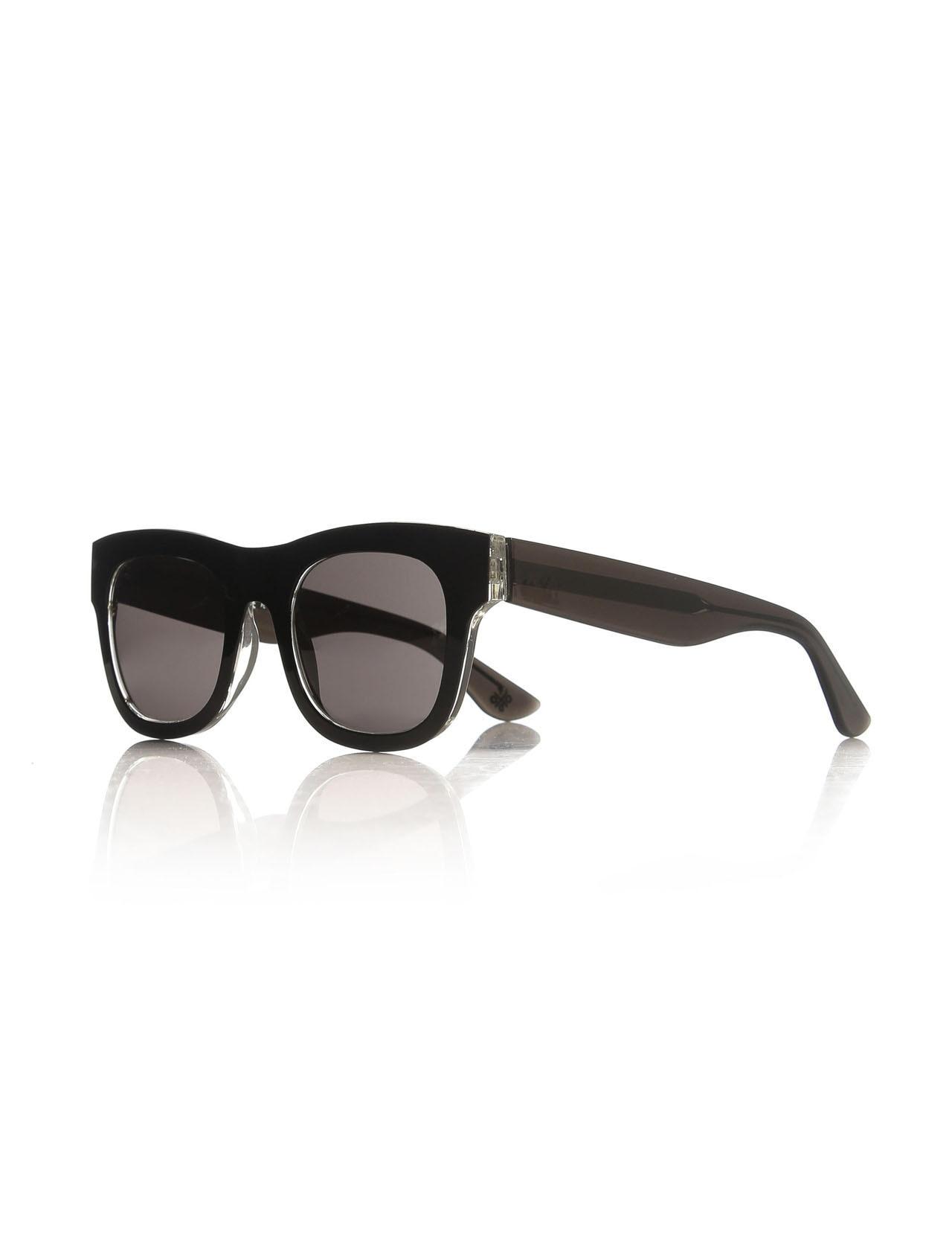 Unisex sunglasses ox 1087/s cc0 50 nr bone black organic square square 50-22-145 oxydo
