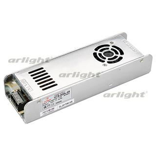 020829 Power Supply HTS-400L-24 (24 V, 16.5A, 400W [IP20, 2] Box-1 Pcs ARLIGHT-Блок Power Supply/AC/DC Power Supply ^ 20