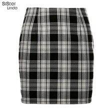 falda negra RETRO VINTAGE
