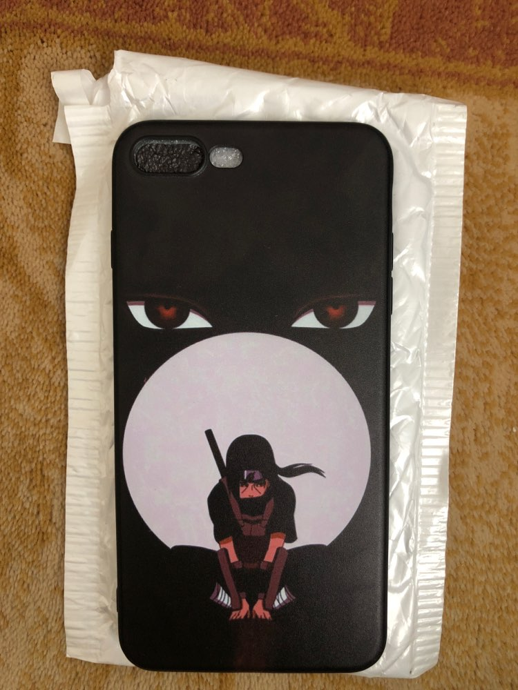 Uchiha Itachi Phone Case for iPhone photo review