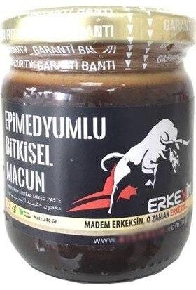 Erkexin Horny Goat Weed 240 gr. Epimedium Turkish Paste %100 Halal 3