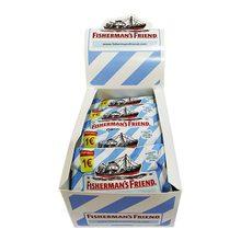 Candy MENTHOL EUCALYPTUS unsweetened box 12x25g's Friends