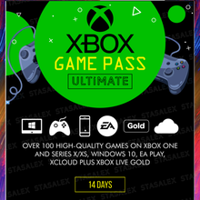 Xbox Game Pass ULTIMATE 7 Days. Region Free+ RUSSIA