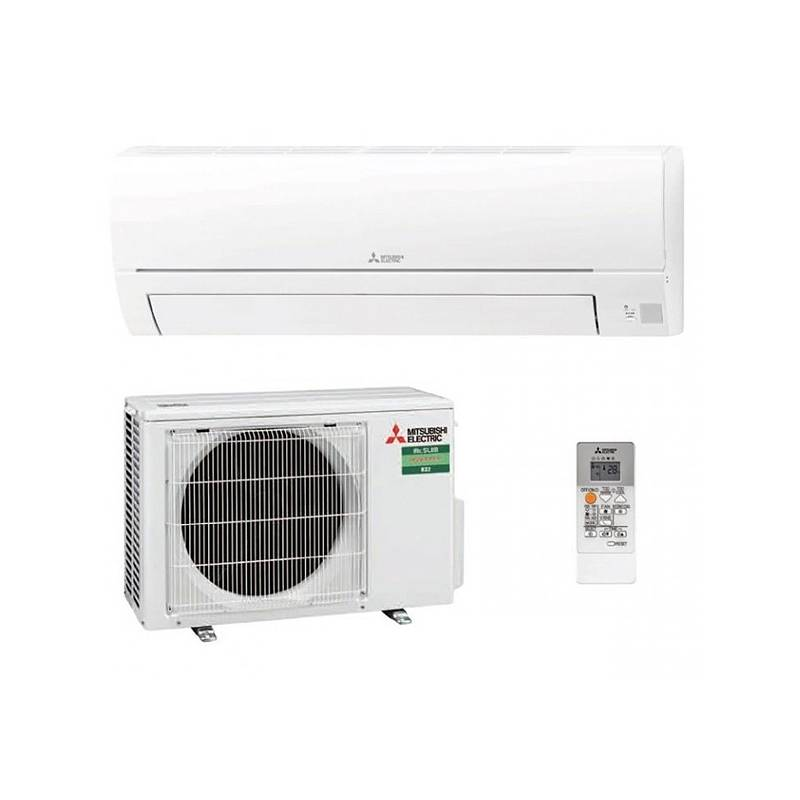 Air Conditioning Mitsubishi Electric MSZHR35VF Split Inverter 3096 Kcal/h To ++/To + White