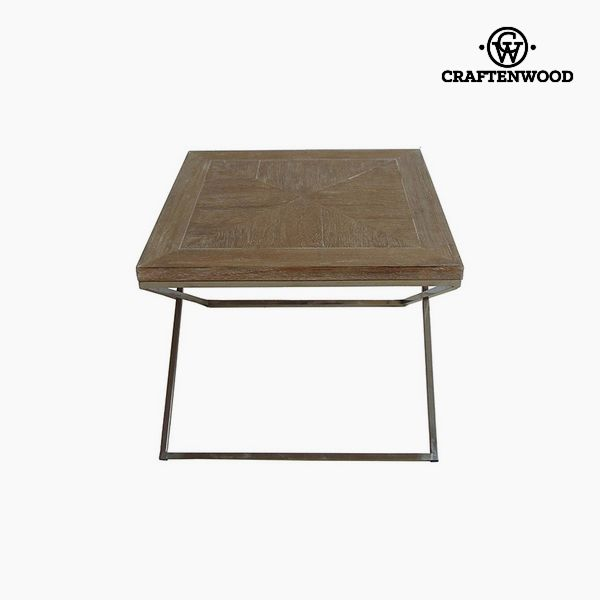 Side Table Teak (60 X 60 X 49 Cm) By Craftenwood