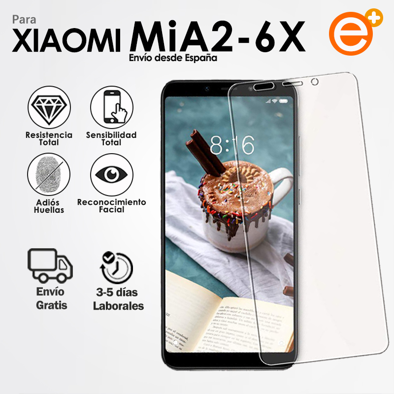 Tempered Glass Screen Protector For Mobile Xiaomi Mi A2 Mi 6X Protection Glass Protection For Smartphone