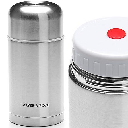 Thermos Stainless Steel.  1 L ...