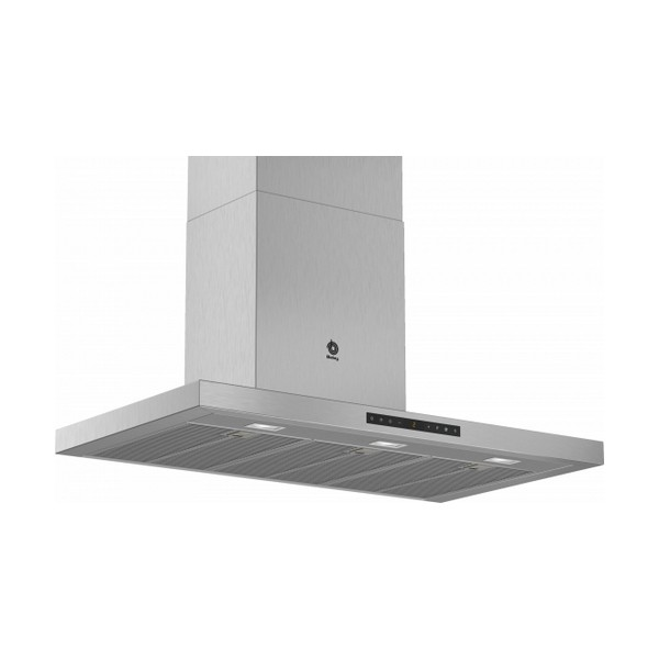 Conventional Hood Balay 3BC998HX 90 Cm 843 M³/h 160W A+ Stainless Steel