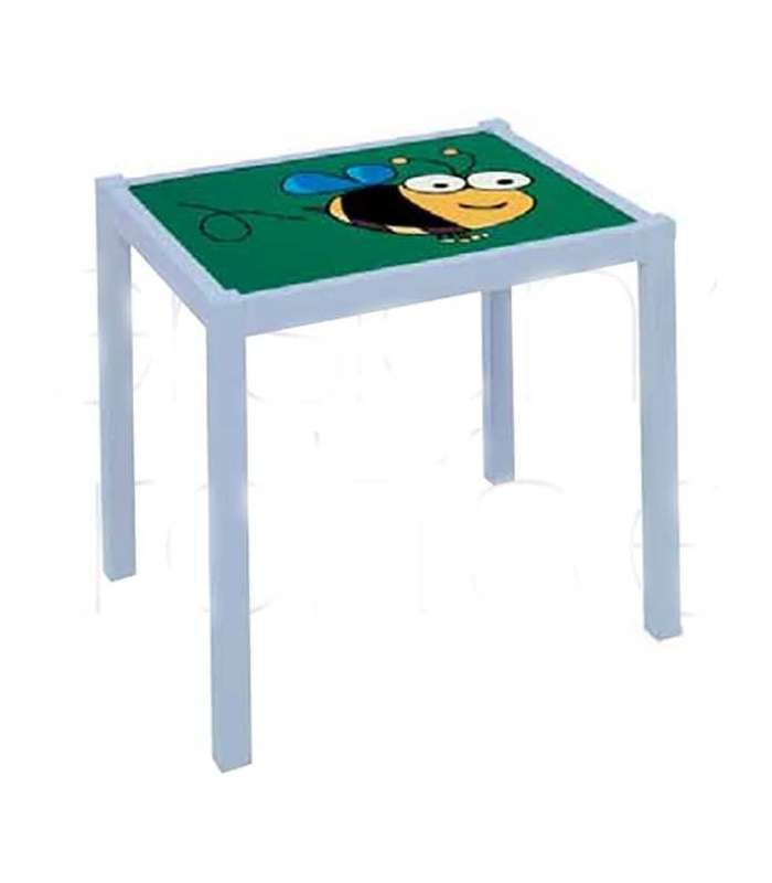 Child Table Bee White Bee