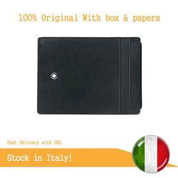 MONTBLANC Custodia Tascabile Meisterstück in Vitellino RIF. 2665