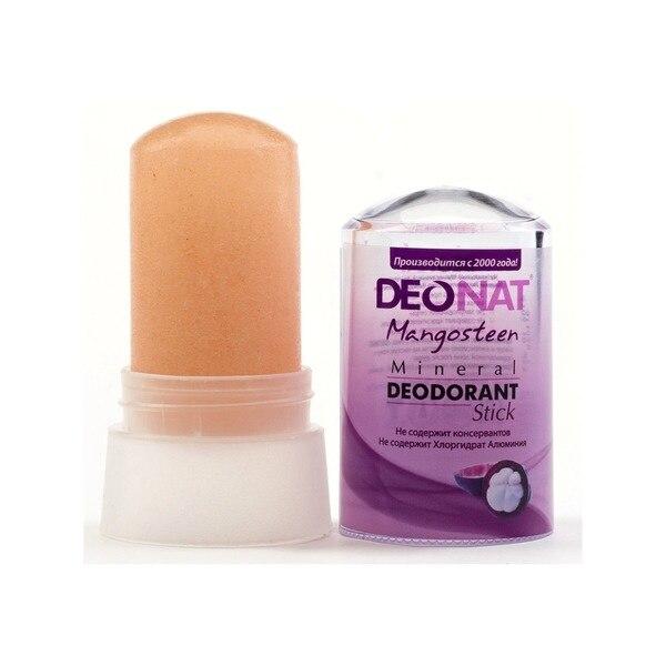 Deonat Deodorant Crystal With Mangosteen Juice, 60g