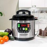 Cecomix G 2009 6L 1000W Küche Roboter-in Multikocher aus Haushaltsgeräte bei