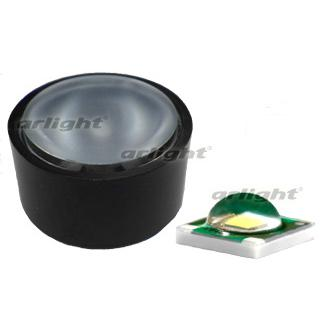 015116 Lens 15DC3B (15 °, Smd, Black) Box-125 ARLIGHT Leds Modules/Lens/SMD3535 Cree XP [Cube N4]...