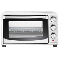 Convection Oven COMELEC HO2804FS 28 L 1500W Stainless steel