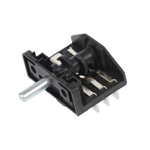 Image 2 - Oven Rotary Switch 3 Way Metal Shaft   435    4351907D