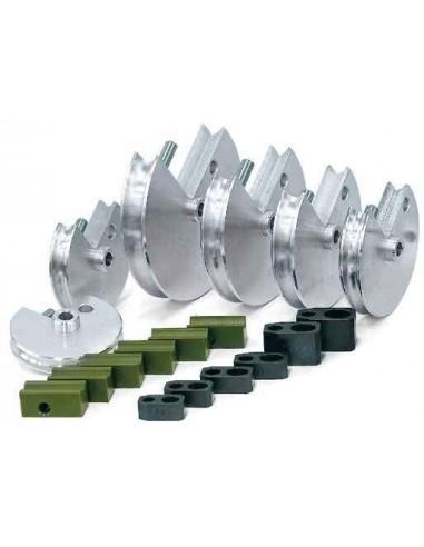 METALLKRAFT 3790051 Matrix RB 30 Ø 22 3D Drilling Machine     - title=