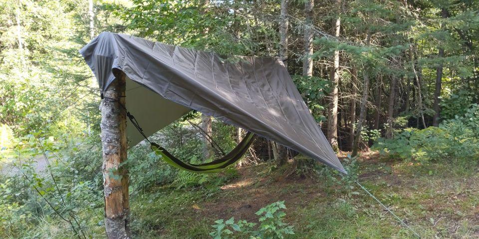 Barraca de sol Acampamento Shelter Sombra