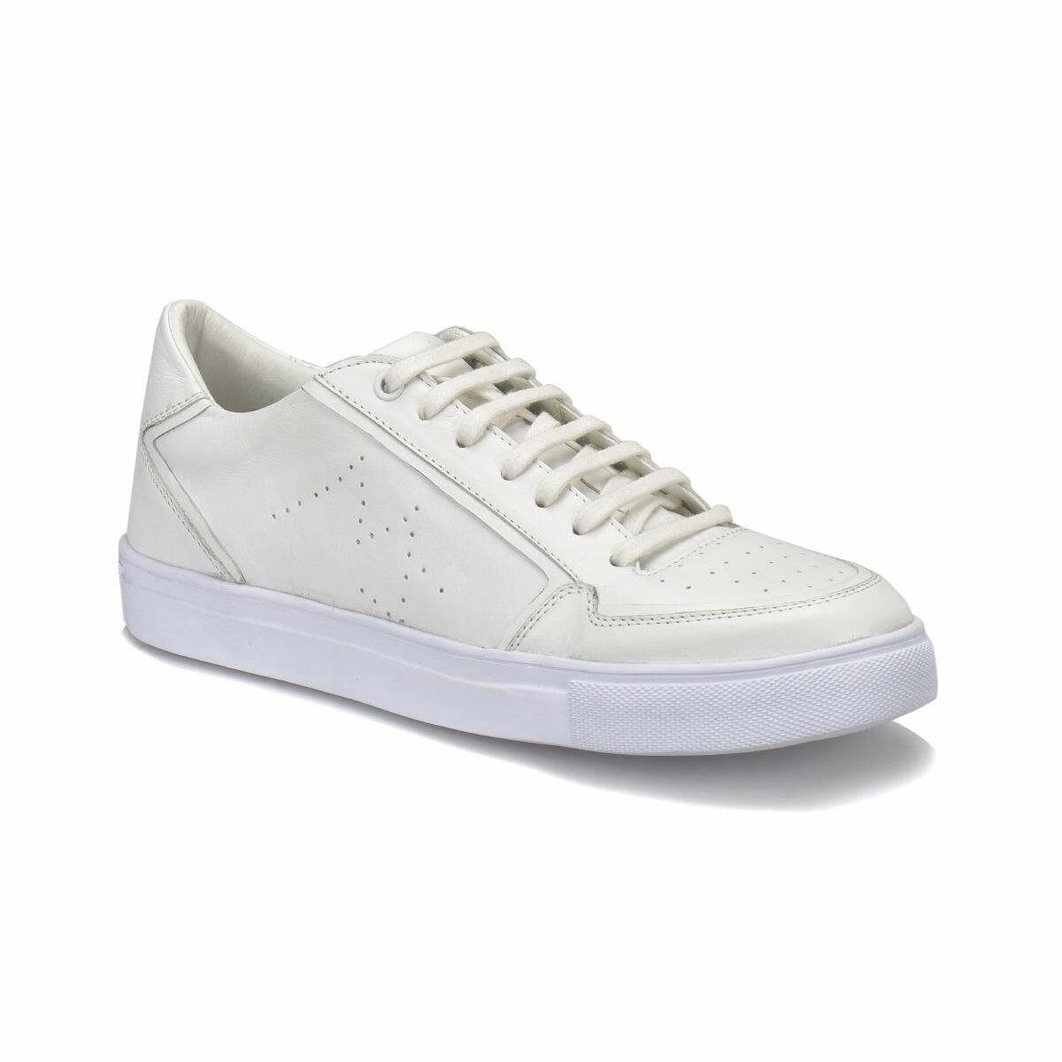 FLO 980 White Male Shoes Forester
