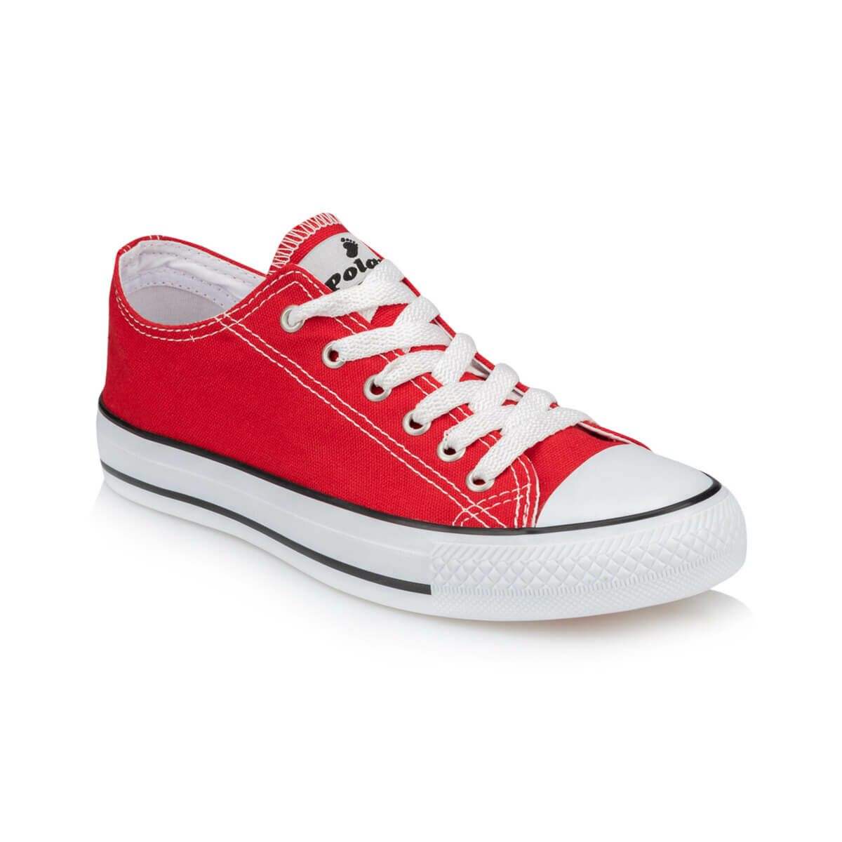 FLO 91.351646.Z Red Women 'S Sneaker Shoes Polaris