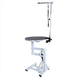 Table Hydraulic Round
