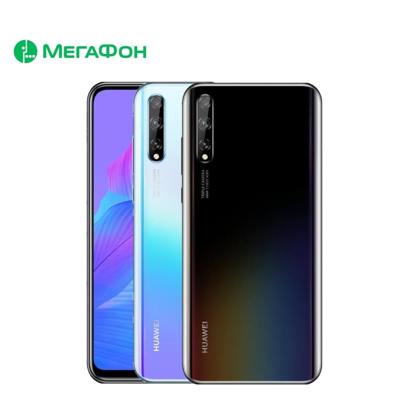 Смартфон Huawei Y8p 4/128GB [Ростест, новый, SIM любых операторов, официальная гарантия]