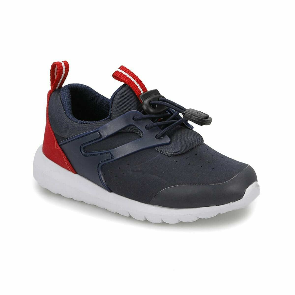 FLO ATUM Navy Blue Male Child Sneaker Shoes KINETIX