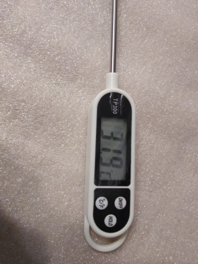 BBQ Oven Meat Food Kitchen Electronic Thermometer photo review