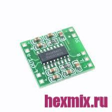 PAM8403 Digital Amplifier 2x3 W-5 Pieces.