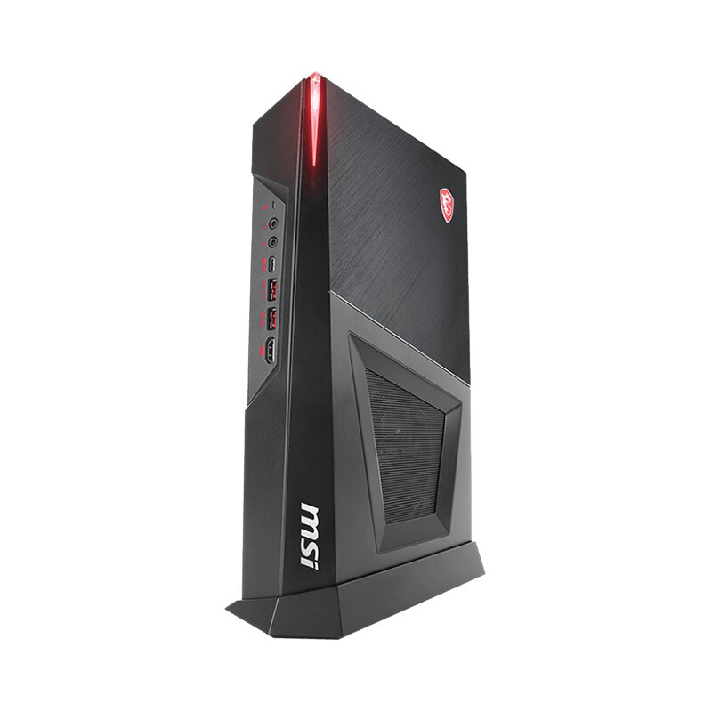 Desktop MSI Trident 3 8RD-035RU Intel Core I7 8700/16Gb/1Tb+256SSDGb/noDVD/nVidia GeForce GTX1070(8192Mb)/Windows 10 Black