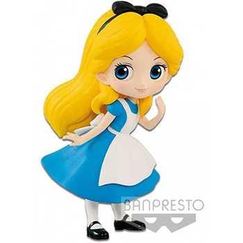 Disney Minifigura Q Posket Petit Alicia 7 cm