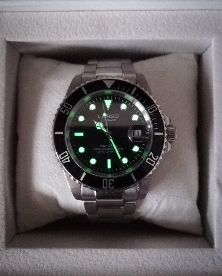-- Dwaterproof Relógio Mecânico
