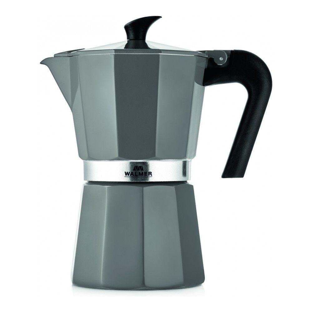 Гейзерная Maker Walmer Smart On 6 Cups, 0,3л, Gray, W37000602