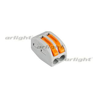 025722 Terminal 222-412 (2 Wire 2.5mm) [plastic] Box 50 Pcs ARLIGHT Led Tape Accessories Connected...