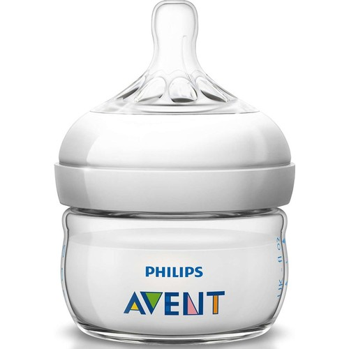 Philips Avent Scf699 / 17 Natural Pp Bottle 60 Ml | Baby Breastfeeding | Baby Feeding | Mother Breast