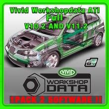 Auto workshopdata vívido ati v11.2 e v10.2 completo e keygen crack versİon mais estável versão software banco de dados automotivo Vivid Workshopdata ATI v11.2 and v10.2