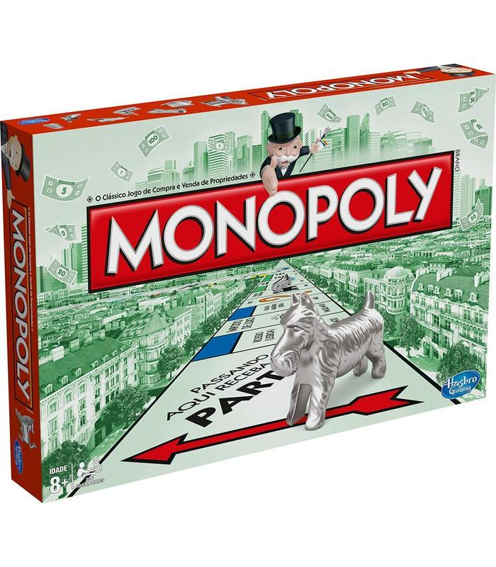 Monopoly Game Barcelona Toy Store