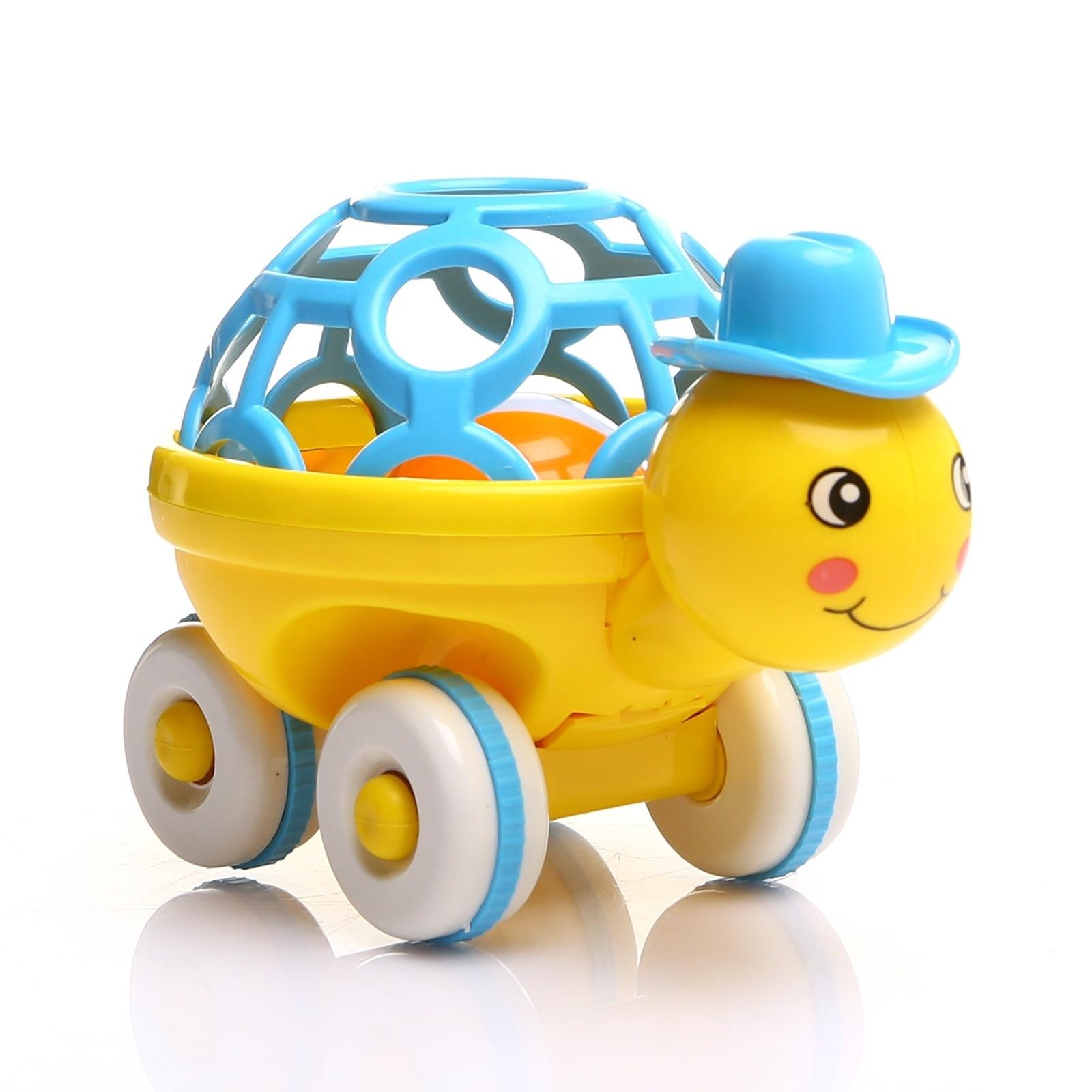 Ebebek Can-Em Baby&toys Rattles Turtle