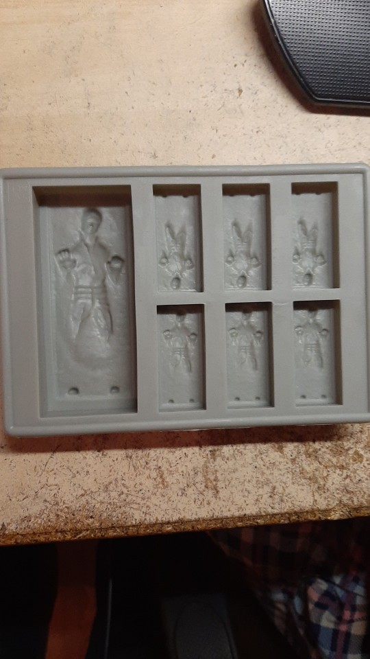 Star Wars Stormtrooper Silicone Mold photo review