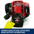 4 тактный двигатель бензиновый двигатель 4 тактный бензиновый двигатель для кусторез GX35 двигателя 35.8cc CE утвержден