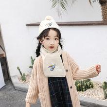 Детская вязаная шапка на возраст 2 10 лет осенне зимняя теплая