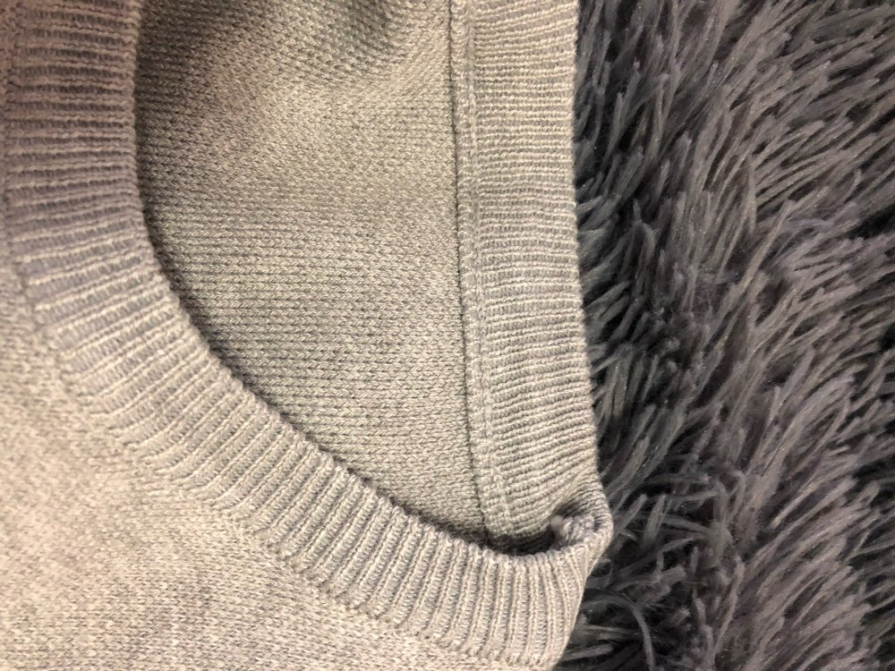 Pulôveres Sweater Mulheres Bordado