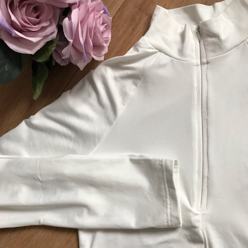 Evenworse Sexy Zipper Bodycon Jumpsuit 2020 Spring Fashion Long Sleeve Round Collar Slim Black Bodysuit Nightclub Club Christmas reviews №7 57212