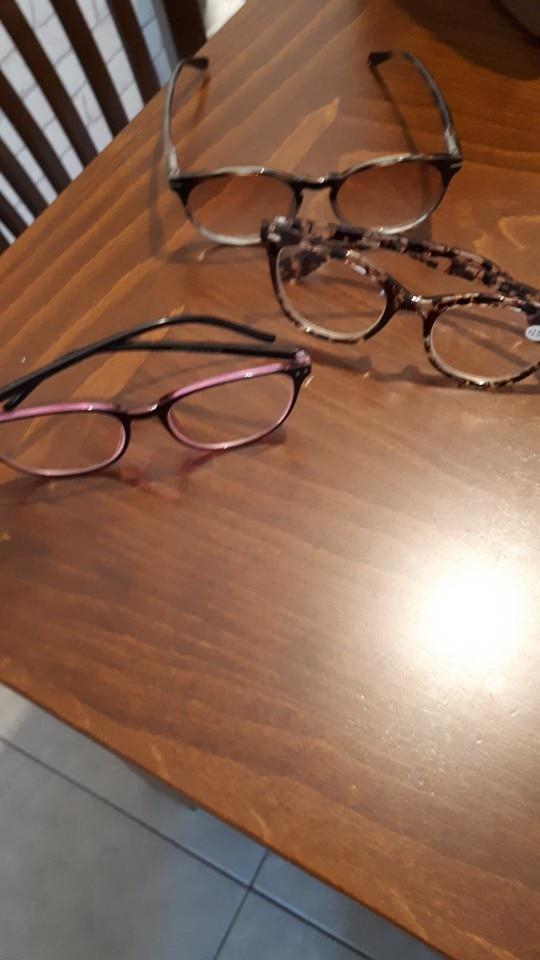 משקפי ראייה לגבר לאישה דגם 830 photo review