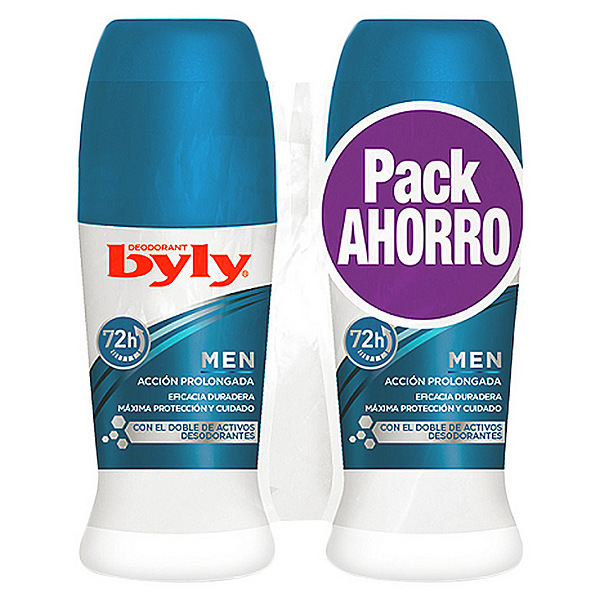 Roll-On Deodorant For Men Byly (2 Pcs)