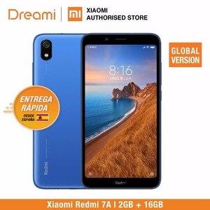 Image 2 - Wersja globalna Xiaomi Redmi 7A 16GB ROM 2GB RAM (fabrycznie nowe i uszczelnione) 7a 16gb