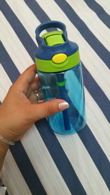 New 500ML 4 Colors Baby Water Bottles Infant Newborn Cup Children Learn Feeding Straw Juice Drinking Bottle BPA Free for Kids|Water Bottles|   - AliExpress