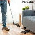 InnovaGoods прямоугольный электрический веник 7 2 V 700 mAh черный серый